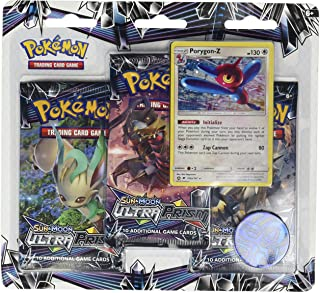 Pokémon TCG: Sun & Moon Ultra Prism Three-Booster Blister