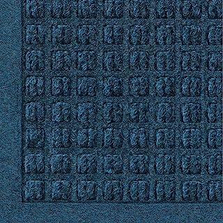 M+A Matting - 280610046 WaterHog Fashion Commercial-Grade Entrance Mat, Indoor/Outdoor Charcoal Floor Mat 6' Length x 4' W...