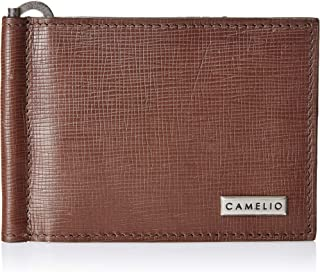 CAMELIO Brown Money Clip (CAM-WL-0034)