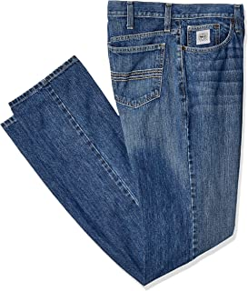 Cinch Men's Silver Label Slim Fit Jeans