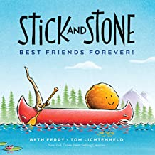 Stick and Stone: Best Friends Forever!