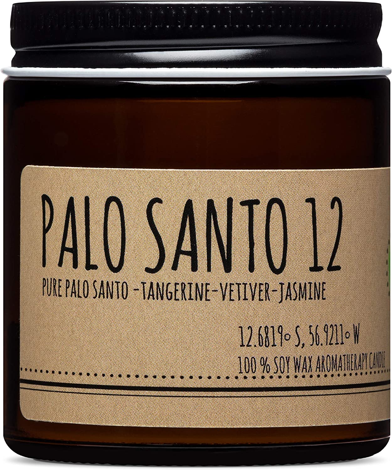 Maison Palo Santo Soy Limited price sale Wax Tangerine Candle Over item handling ☆ Vetive -