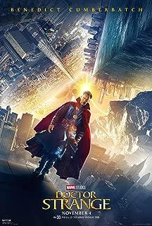 Doctor Strange Movie Poster Limited Print Photo Benedict Cumberbatch Size 24x36 #1