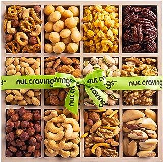 Best gourmet nuts gift basket Reviews