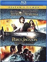 Percy Jackson: Sea of Monsters/Percy Jackson & the Olympians: The Lightning Thief [2Blu-Ray] [Region A] (English audio. English subtitles)