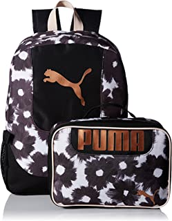 حقيبة ظهر وعلبة غداء للأطفال من بوما
