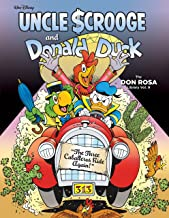 Walt Disney Uncle Scrooge and Donald Duck Vol. 9: The Three Caballeros Ride Again!: The Don Rosa Library Vol. 9 (English E...