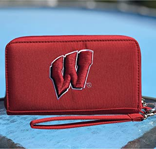 Charm14 NCAA Womens Deluxe Cell Phone Wallet