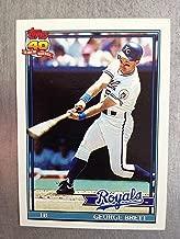 1991 Topps 540 George Brett NM/M (Near Mint/Mint)