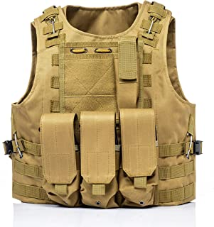 Amazon.com   25 to  50 - Tactical Vests   Airsoft  Sports   Outdoors 6957ea73fa1