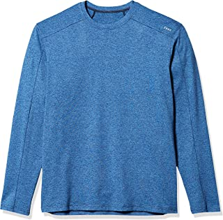 SODO Men's Long-Sleeve Cooldown Post-Workout Shirt