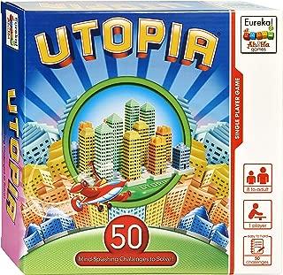 Eureka 473544 Utopia AhHa Game, Multi Juego de construcción