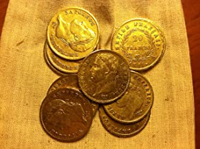 1804 -1815 Gold 20 Francs Emperor Napoleon Bonaparte Very Fine