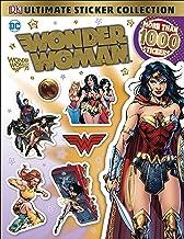 DC Wonder Woman Ultimate Sticker Collection (Dk Disney)