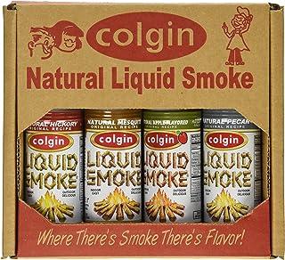 Colgin Assorted Liquid Smoke Gift Box 4.0 OZ