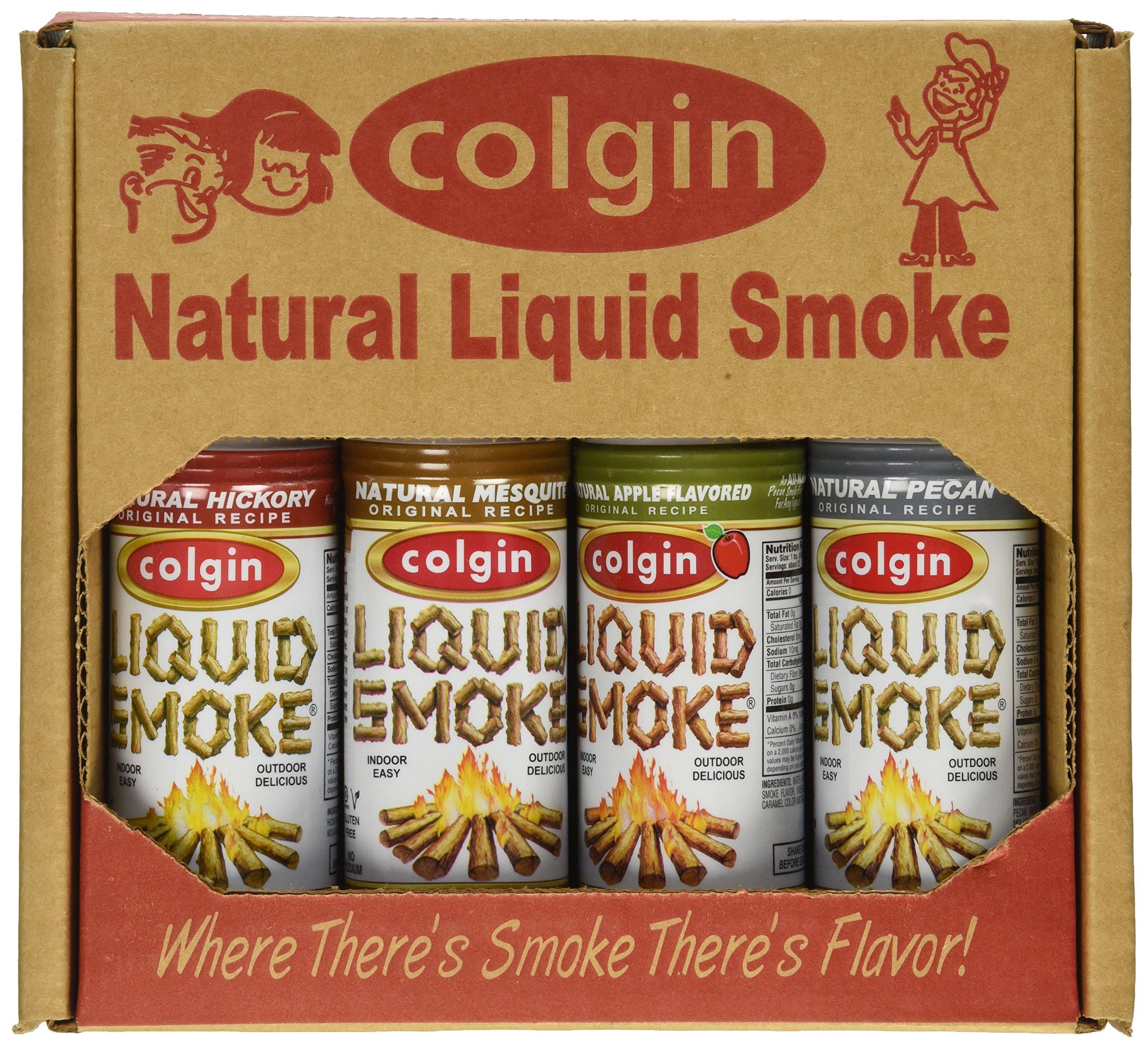 Colgin Assorted Liquid Smoke Gift