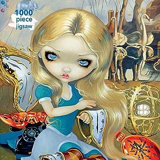 Adult Jigsaw Jasmine Becket-Griffith: Alice in a Dali Dream: 1000 piece jigsaw (1000-piece jigsaws)