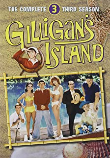 Gilligan's Island:S3 (RPKG/DVD)