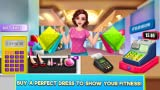 Zoom IMG-2 gioco di fitness per ragazze