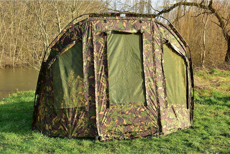 CarpOn Outdoor Fishing Tent,2-3 Personen,Camping Wasserdicht Zelt Karpfenzelt Angelzelt