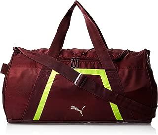 Puma At Shift Duffle Vineyard Wine-yellow Ale Purple Bag For Women, Size One Size