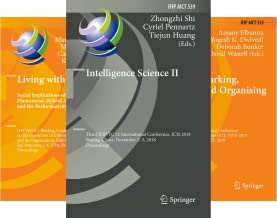IFIP Advances in Information and Communication Technology (101-150) (50 Book Series)