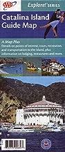 AAA Catalina Island Guide Map, Avalon, California, USA: Points of Interest, Tours, Recreation, Transportation, Lodging, Restaurants: AAA Explore Series 2008