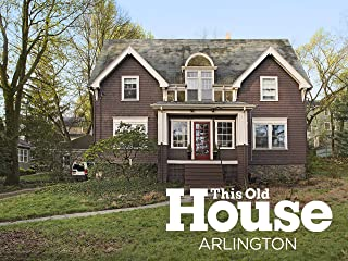 This Old House - Arlington Arts & Crafts