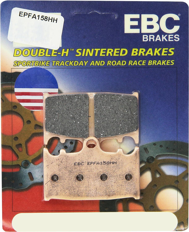 EBC Brakes EPFA158HH EPFA Double Minneapolis Mall Pad Disc Sintered H Brake Rare
