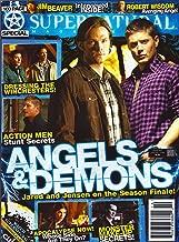 Jared Padalecki, Jensen Ackles, Jim Beaver, Robert Wisdom, 100 Page Special - June/July, 2009 The Official Supernatural Magazine Issue #10