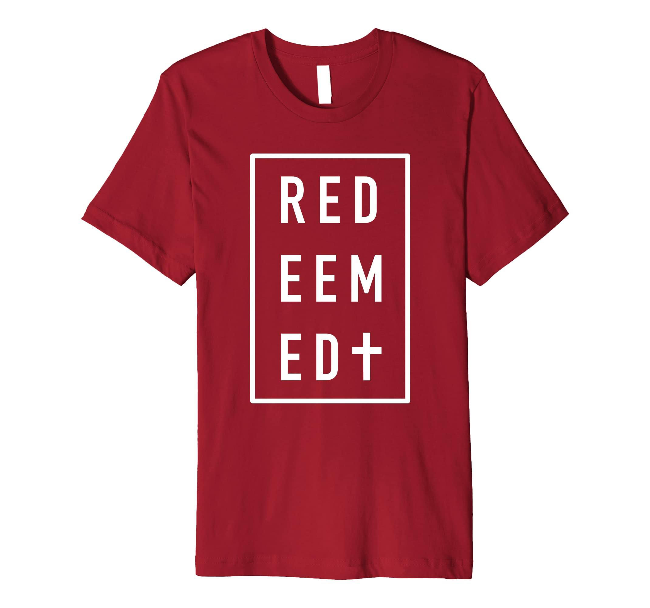 Amazon.com  Redeemed T-Shirt  6d2406c78a07