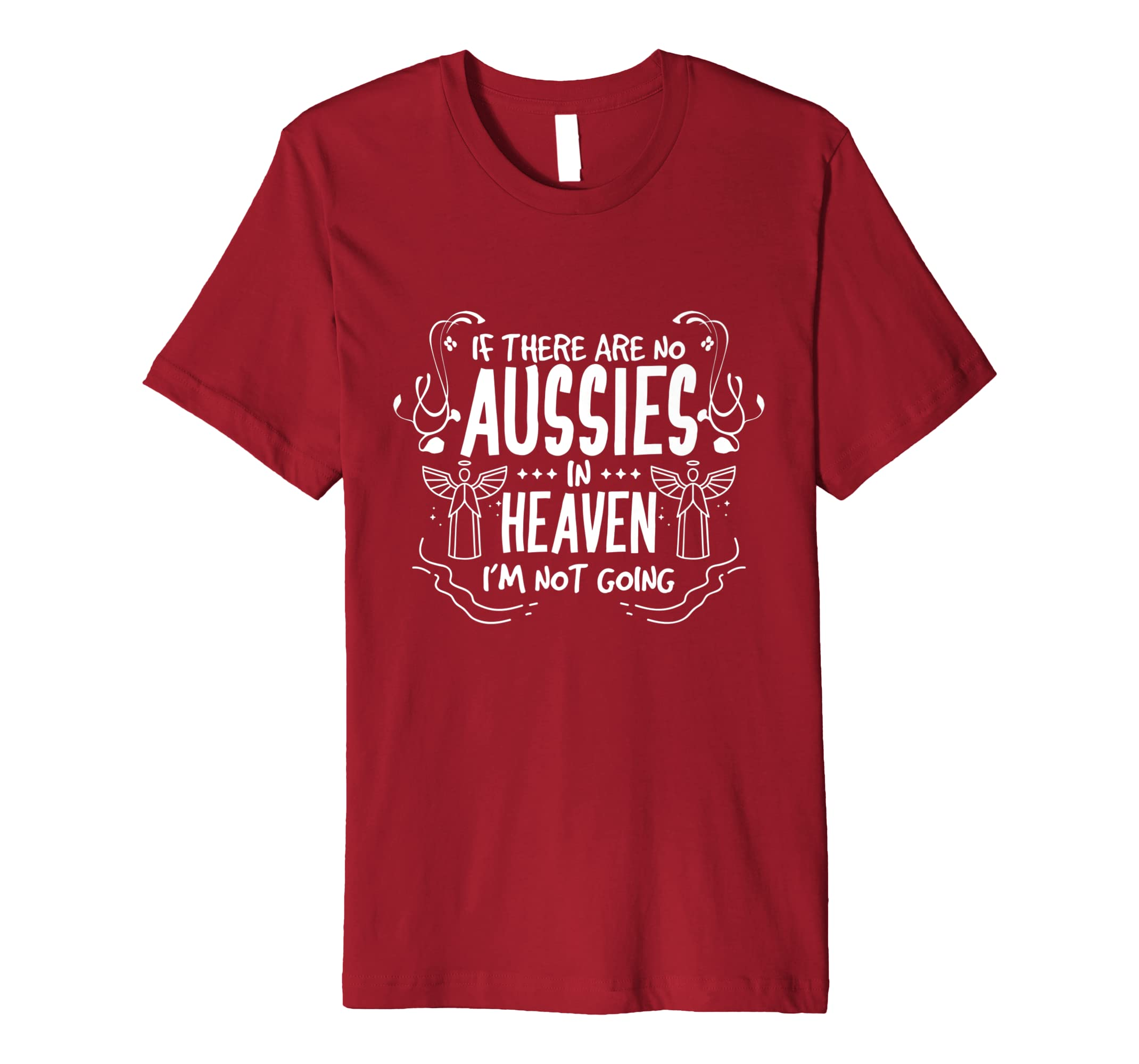 Aussie Shirt for Australian Shepherd Gifts Dog Shepard-AZP