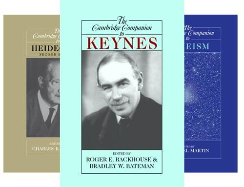 Cambridge Companions to Philosophy (51-100) (50 Book Series)