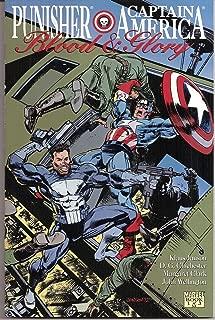 Punisher/Captain America: Blood & Glory #1-3