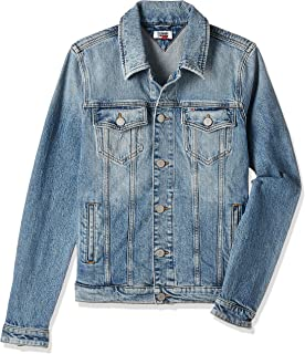 Tommy Hilfiger Jeans Jacket For Women, Size M, Blue