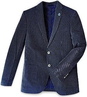 [ ノームコア センス ] 疑 麻 綿ブレザー メンズ サマージャケット 春 秋 ブレザー ジャケット BLA06