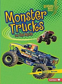 Monster Trucks on the Move (Lightning Bolt Books ® ― Vroom-Vroom)