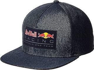 Puma RBR Lifestyle Flatbrim Blue Hat For Unisex, Size One Size
