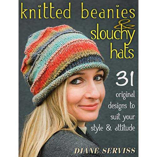 Knitted Beanies   Slouchy Hats  31 Original Designs to Suit Your Style    Attitude b6cf7c7f36c