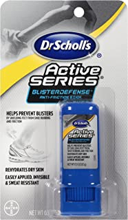 Dr. Scholl's Blister Defense Stick, 0.3-Ounce Stick (Pack of 4)