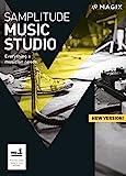 MAGIX Samplitude Music Studio – Version 2017 – le studio d'enregistrement pour...