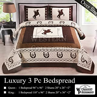 Best western king quilt Reviews
