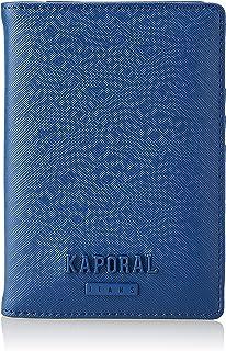 Kaporal – Protector para Pasaporte para Mujer – Claes – Hombre, Azul Newblu, Talla única, Clásico