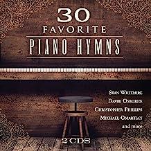 30 Favorite Piano Hymns [2 CD]