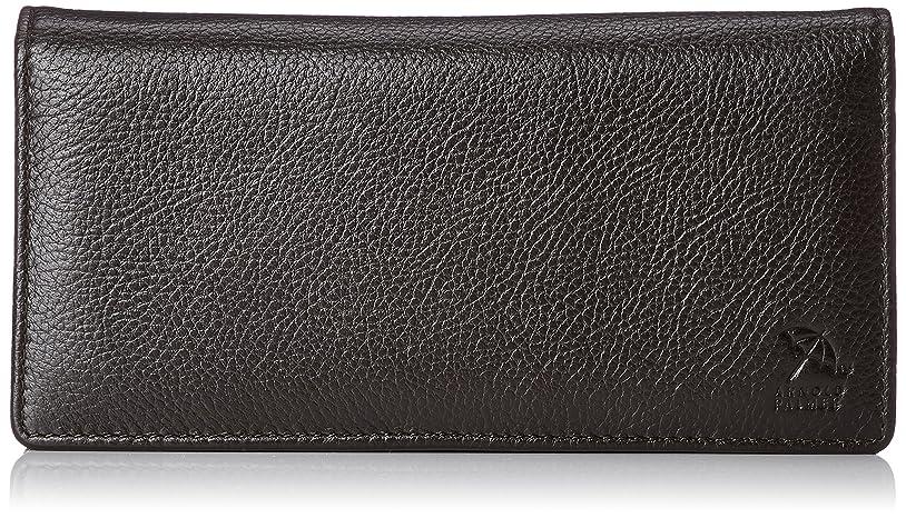透けて見える構築する葡萄[アーノルドパーマー] 長財布中ファスナー付 多機能III(カードいっぱい収納)