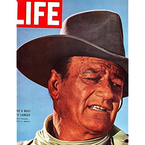 Life Magazine. May 7, 1965. John Wayne on the cover.