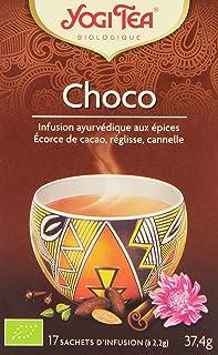 Yogi Tea - INFUSION AYURVEDIQUE CHOCO 17 SACHETS BIO YOGI TEA