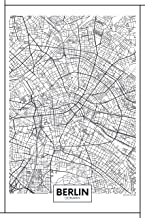 berlin map art