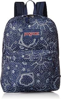 Jansport Superbreak Fashion Backpack For Unisex - Blue, Js00T50149M