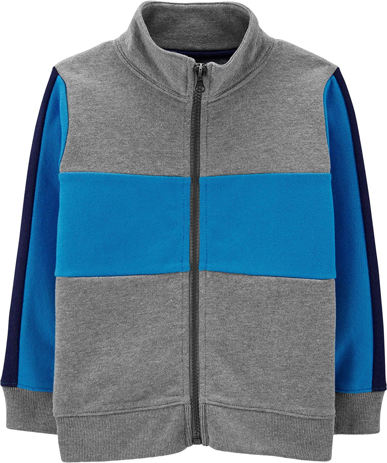 Carter's Baby Boy's Zip Front French Terry Jacket